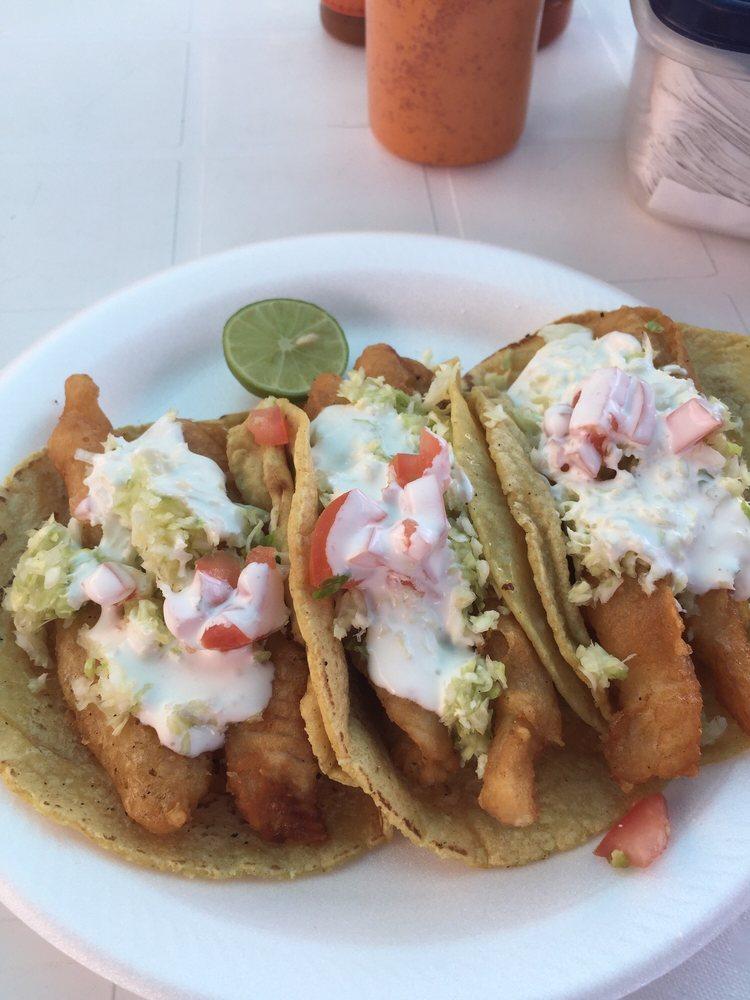 Mariscos El Guero: 909 S Ave B, Yuma, AZ