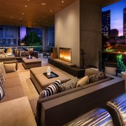 Great Living Room Photo Of Living Room Bar   Bellevue, WA, United States. The  Porch ...