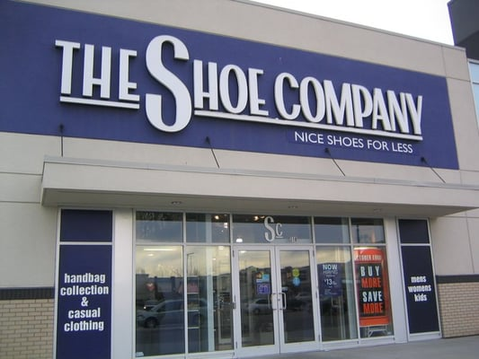 Shoe Company South Edmonton Common