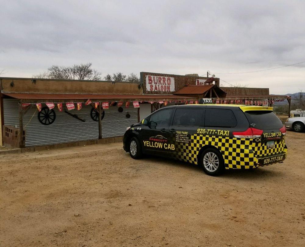 Yellow Cab Taxi: Prescott, AZ