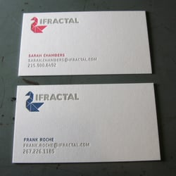 Middle press printing services 925 bergen st crown heights photo of middle press brooklyn ny united states business cards reheart Gallery