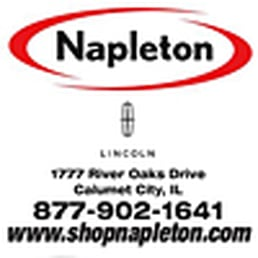 Napleton Lincoln River Oaks >> Napleton River Oaks Lincoln - Car Dealers - 1777 River Oaks Dr, Calumet City, IL - Phone Number ...