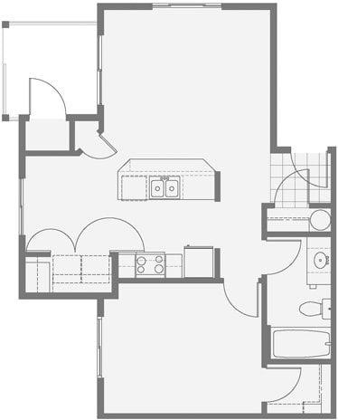 One Bedroom Apartments Kennewick Wa