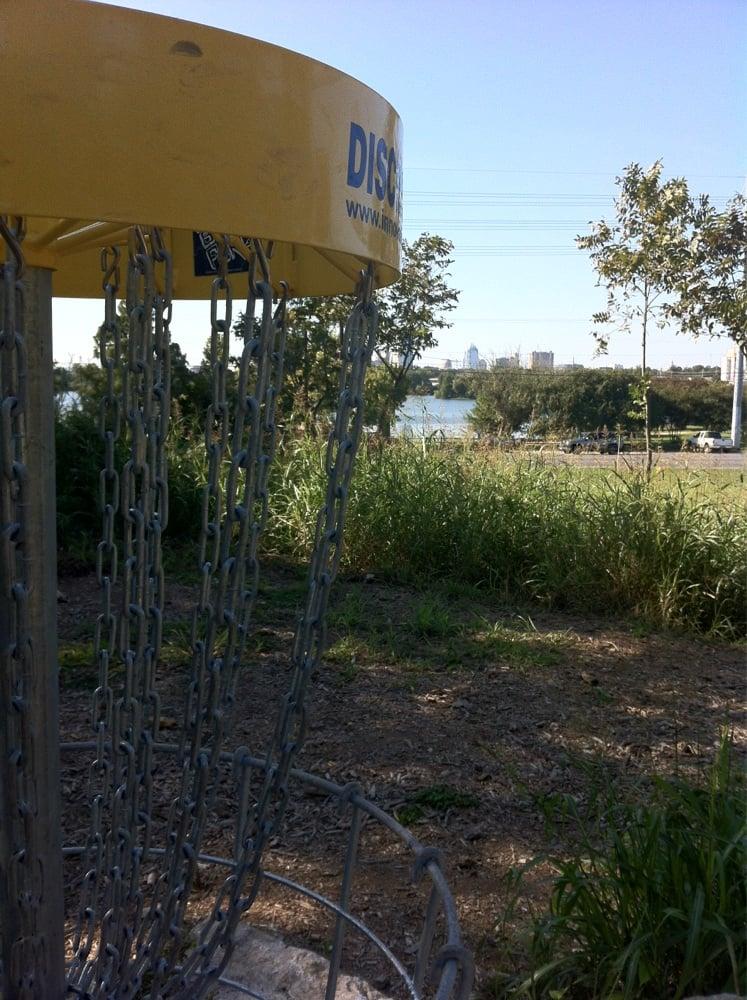 Roy G Guerrero Disc Golf Course