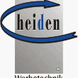heiden werbetechnik werbetechnik friedrich ebert str 85 witten nordrhein westfalen. Black Bedroom Furniture Sets. Home Design Ideas