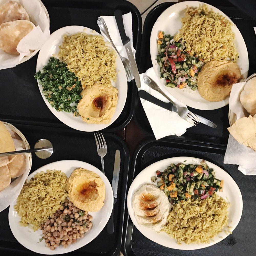 Aladdin Mediterranean Cuisine: 912 Westheimer St, Houston, TX