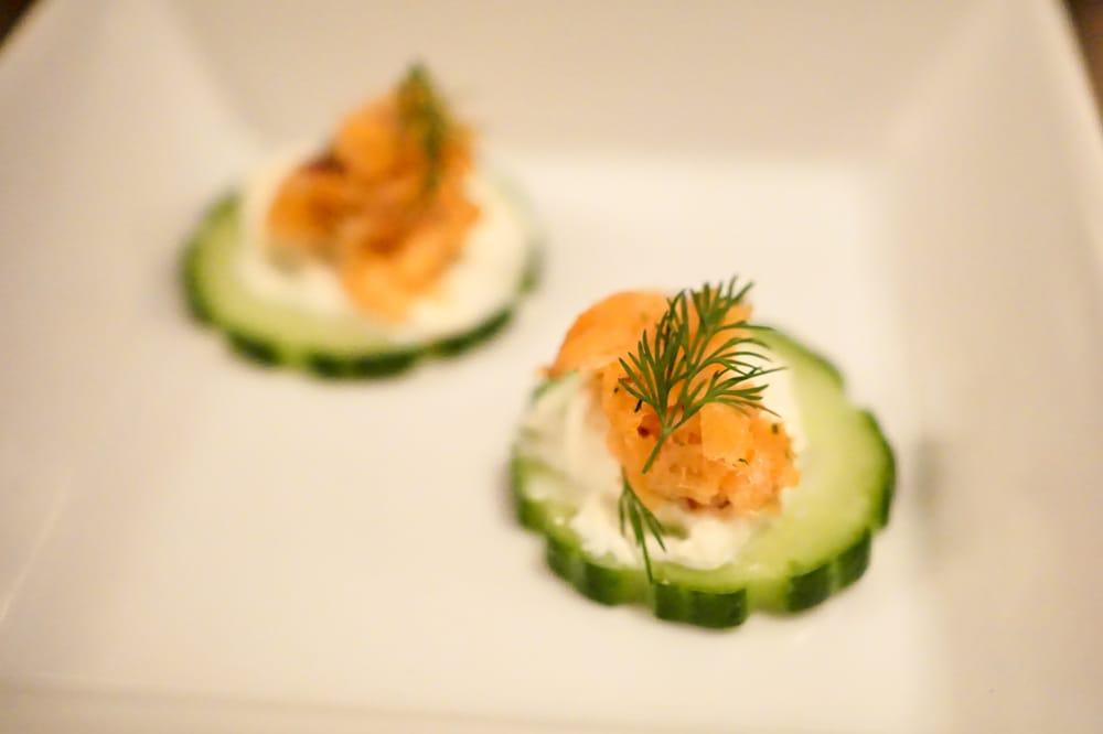Solstice seasonal cuisine 49 photos 27 reviews for Amuse bouche cuisine