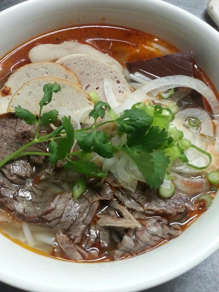Hue beef noodle soup - Yelp