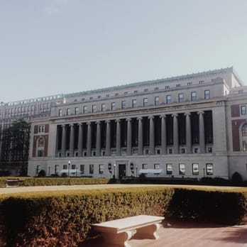 Columbia university dormitory summer dresses