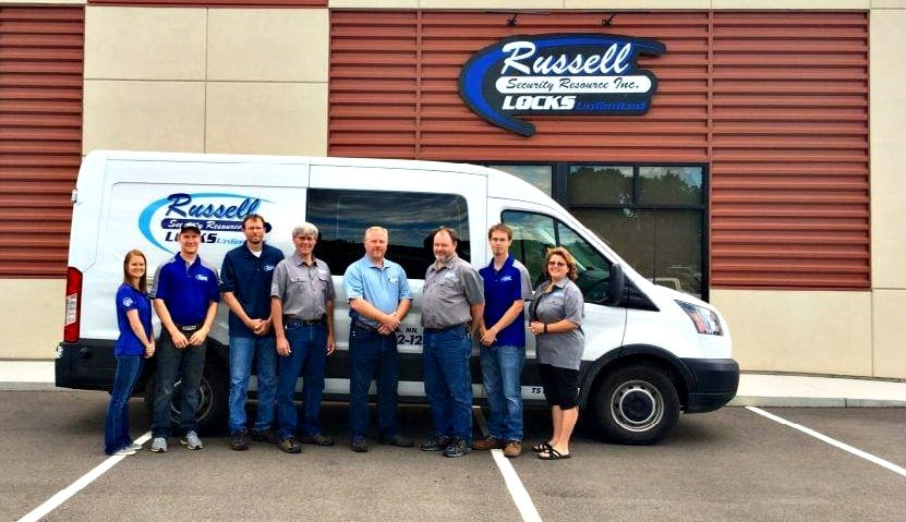 Russell Security Resource: 205 5th St NE, Buffalo, MN