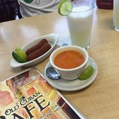 Photo Of Old Cuban Cafe Orlando Fl United States Ham Croquettes And