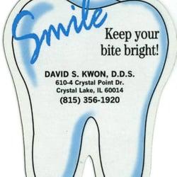 David S Kwon Dds Crystal Lake Il Yelp