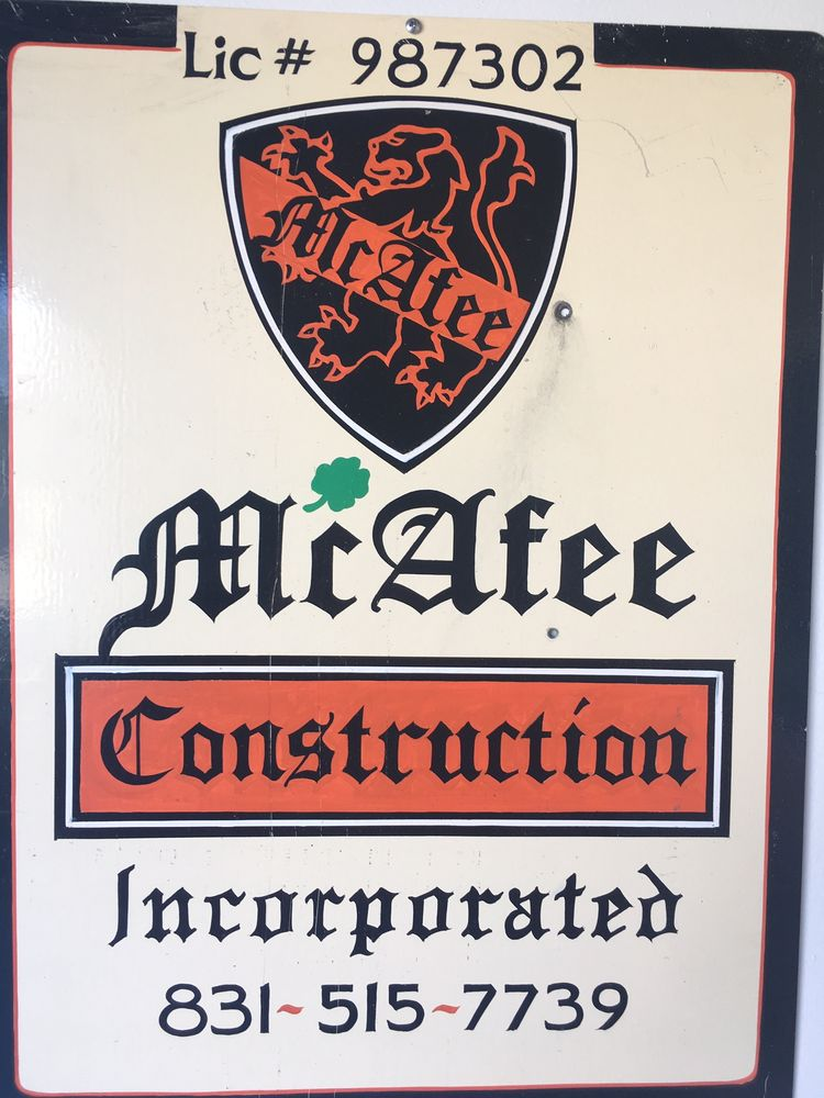 McAfee Construction