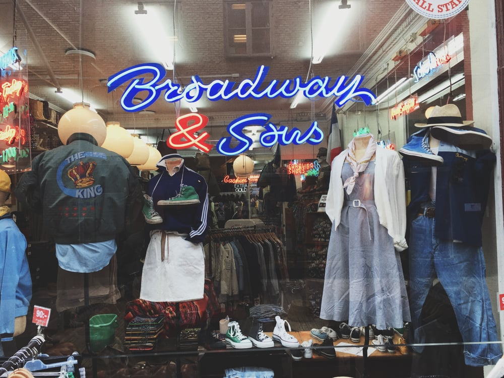 Broadway & Sons