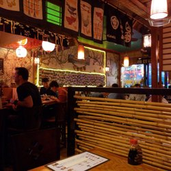 Photo Of Fuji Sushi San Jose Ca United States The Back Wall