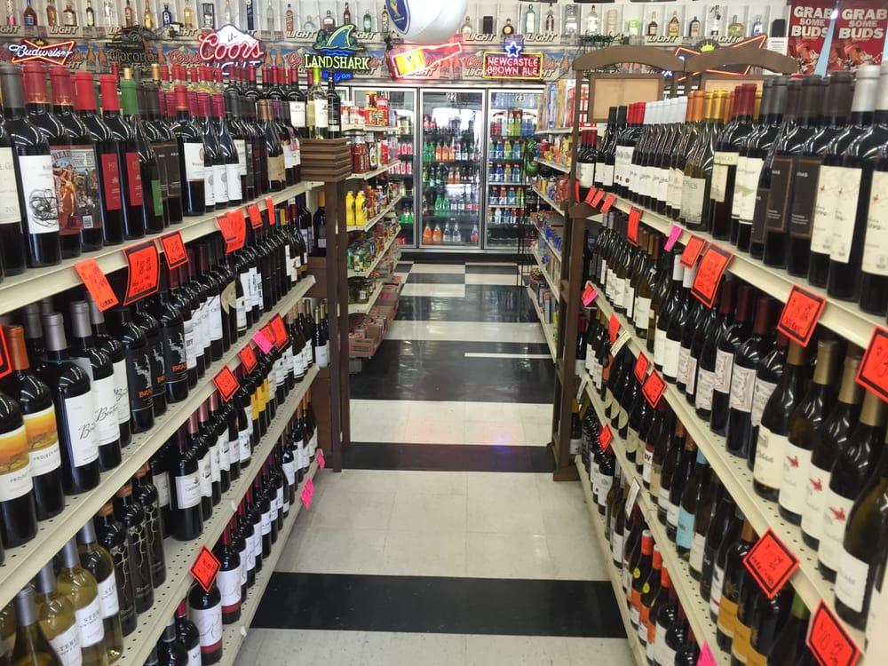 Crest Foods: 1103 La Cresta Blvd, El Cajon, CA