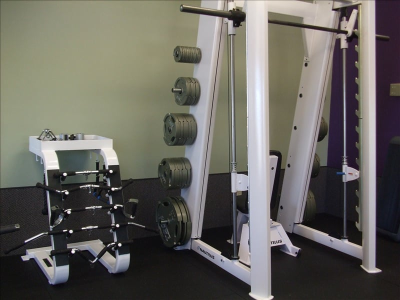 Anytime Fitness: 1615 E 61st St N, Park City, KS