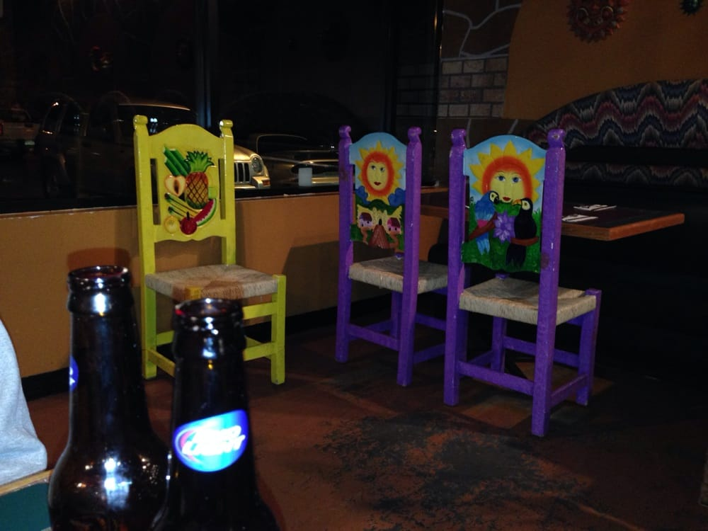 Santiago's Viii Mexican Restaurant: 12 S Parish Ave, Johnstown, CO
