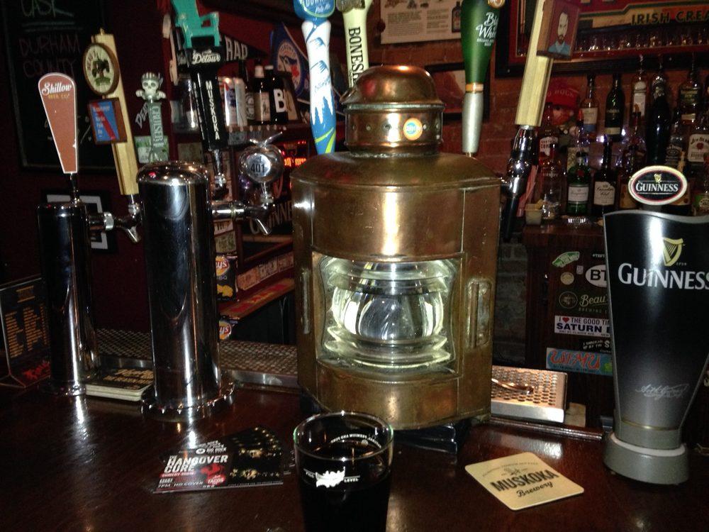 Cloak & Dagger Irish Pub