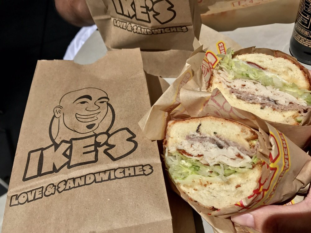 Food from Ike's Press