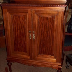 Photo Of Strippers Furniture Restoration Inc   Saint Paul, MN, United  States. Mahogany