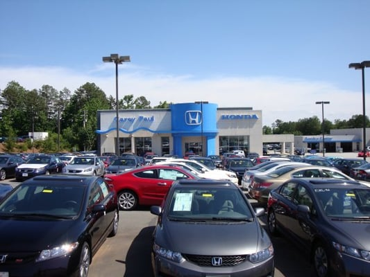 Carey Paul Honda US Highway E Snellville GA Honda MapQuest - Snellville ga mapquest