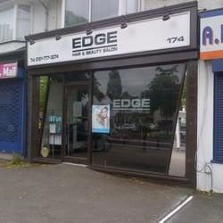 Edge hair and beauty salon hairdressers 174 highfield for Edge hair salon