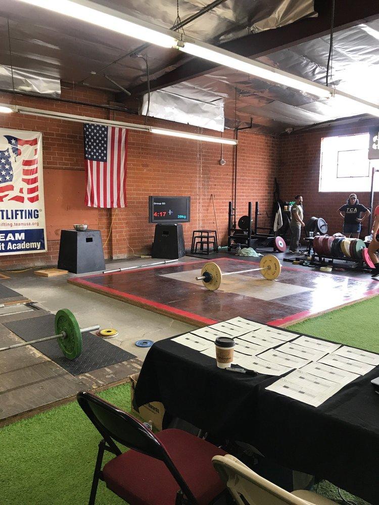 Team CrossFit  Academy