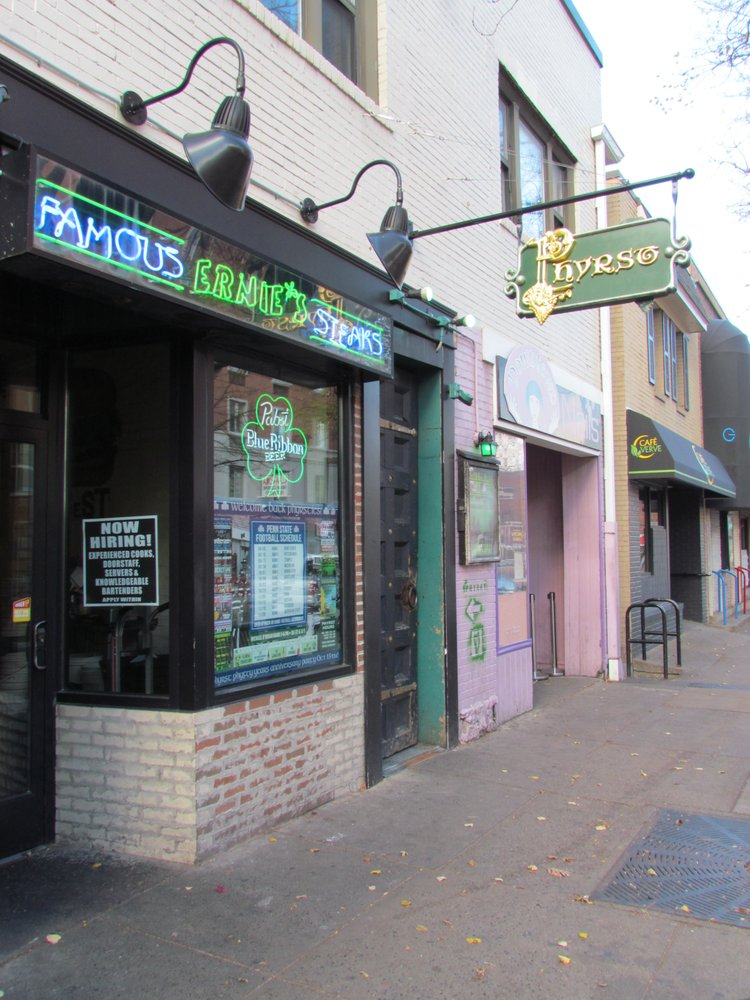 Phyrst Bar: 111 E Beaver Ave, State College, PA