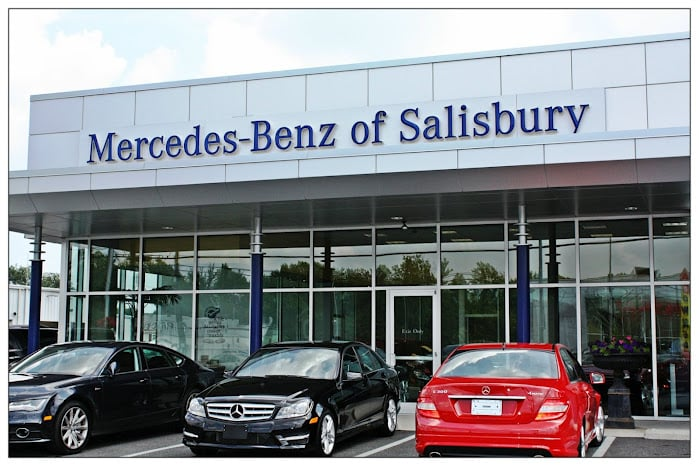 Mercedes benz of salisbury car dealers 2013 n for Mercedes benz dealers south florida