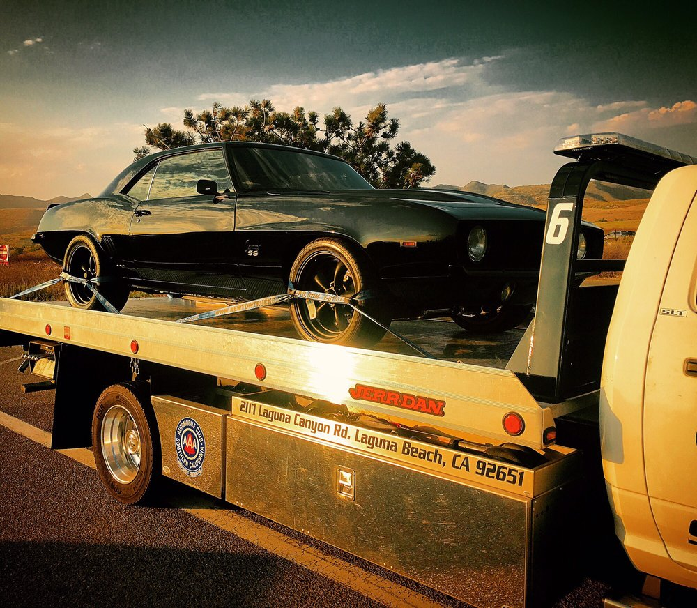Towing business in Aliso Viejo, CA