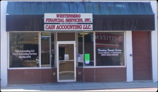 Cain Accounting: 1034 Main St, Oconto, WI