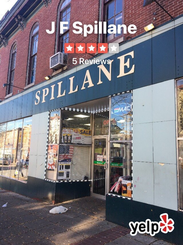J F Spillane: 500 W Marshall St, Norristown, PA