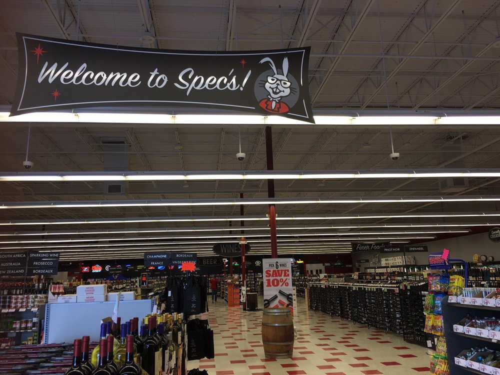 Spec's Wines, Spirits & Finer Foods: 28595 Tomball Pkwy, Tomball, TX