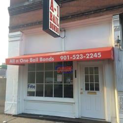 bail bonds memphis tn