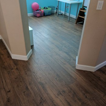 Amazing Photo Of Abbey Flooring   Elk Grove, CA, United States. New Baseboards Too