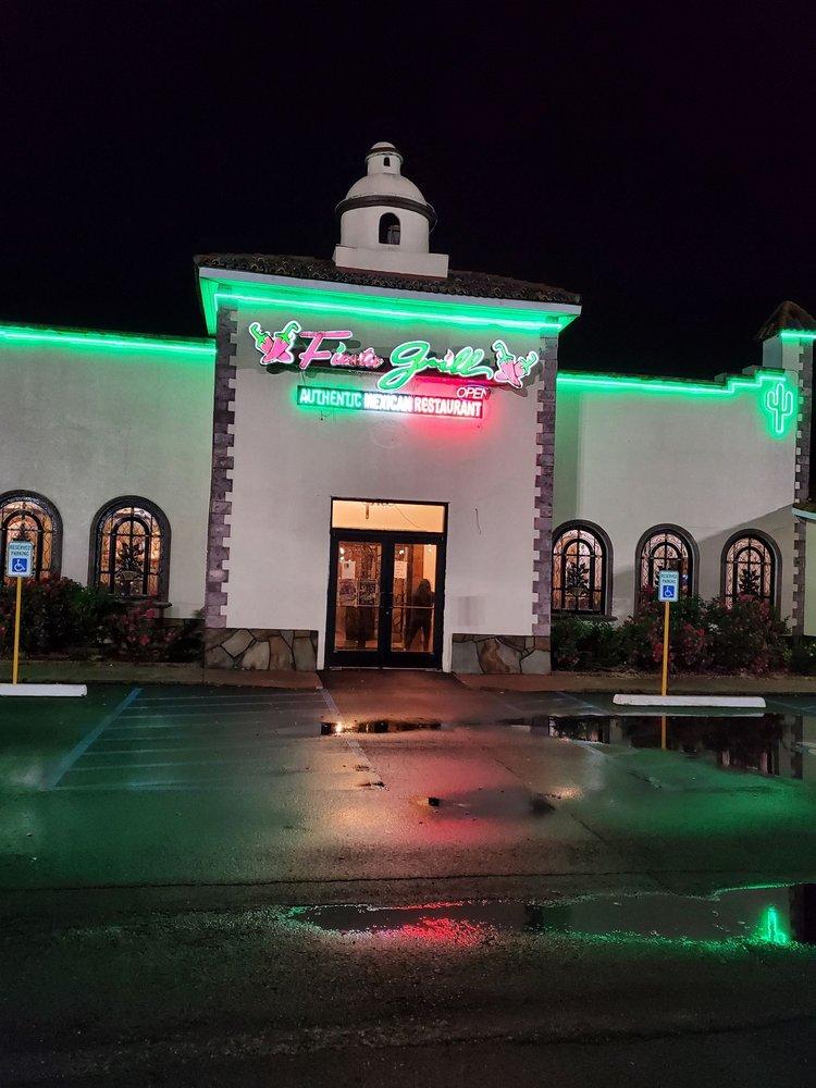 Fiesta Grill: 2563 Hwy 15 N, Pontotoc, MS
