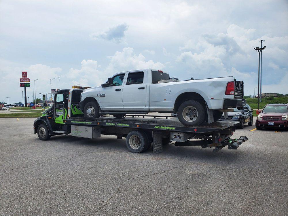 Hamel Sales & Service Truck & Auto Repair: 2 First, Hamel, IL