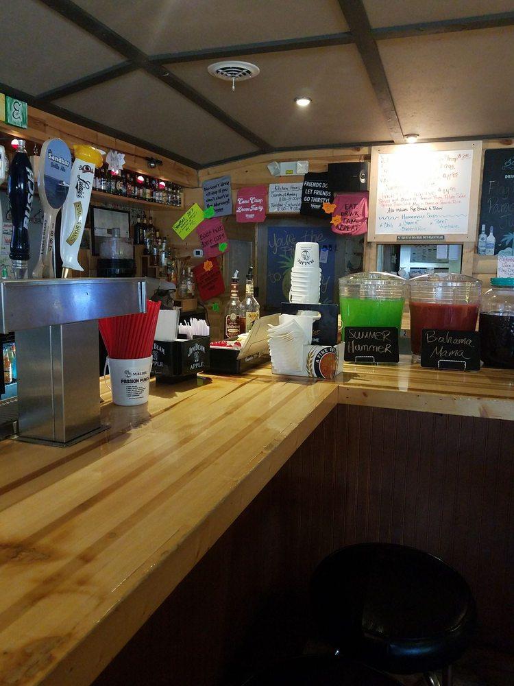 The Sandbar: W5045 Resort Rd, Shawano, WI
