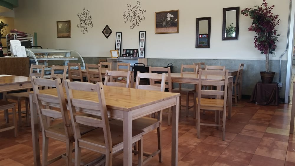 The Bakers Flor Cafe