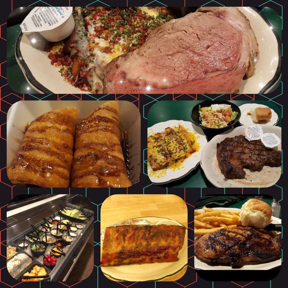 Big Ed's Steakhouse: 611 Gavelston St, Thayer, KS