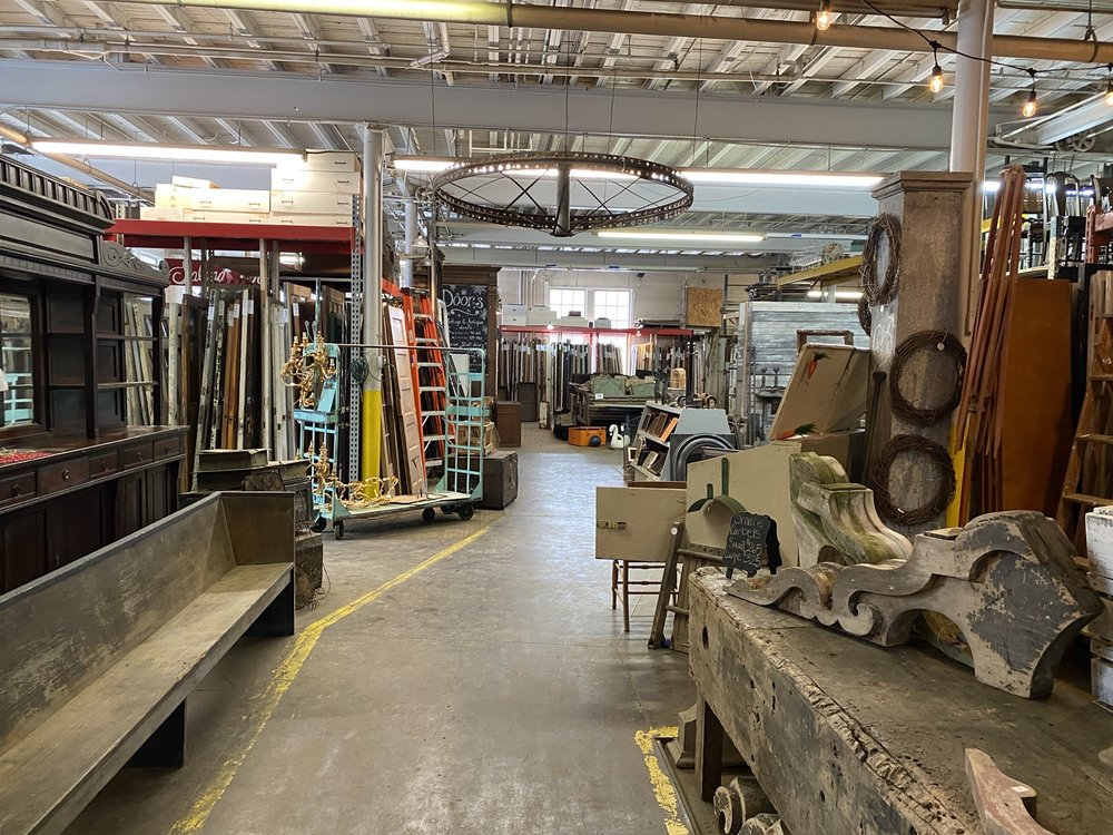 Marshall's Antique Warehouse: 1712 Ira Turpin Way, Canton, OH