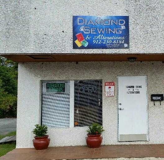 Diamond Sewing & Alterations: 3395 Cypress Mill Rd, Brunswick, GA