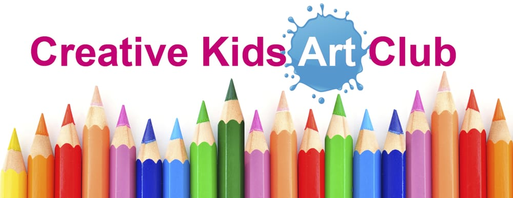 Creative Kids Art Club After school art and craft classes for 5 to