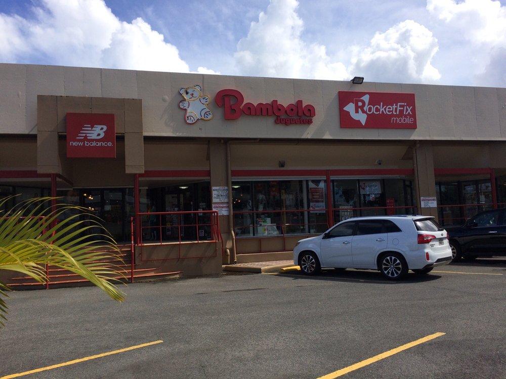 Bambola Juguetes: Avenida Carlos E. Chardon 210, San Juan, PR