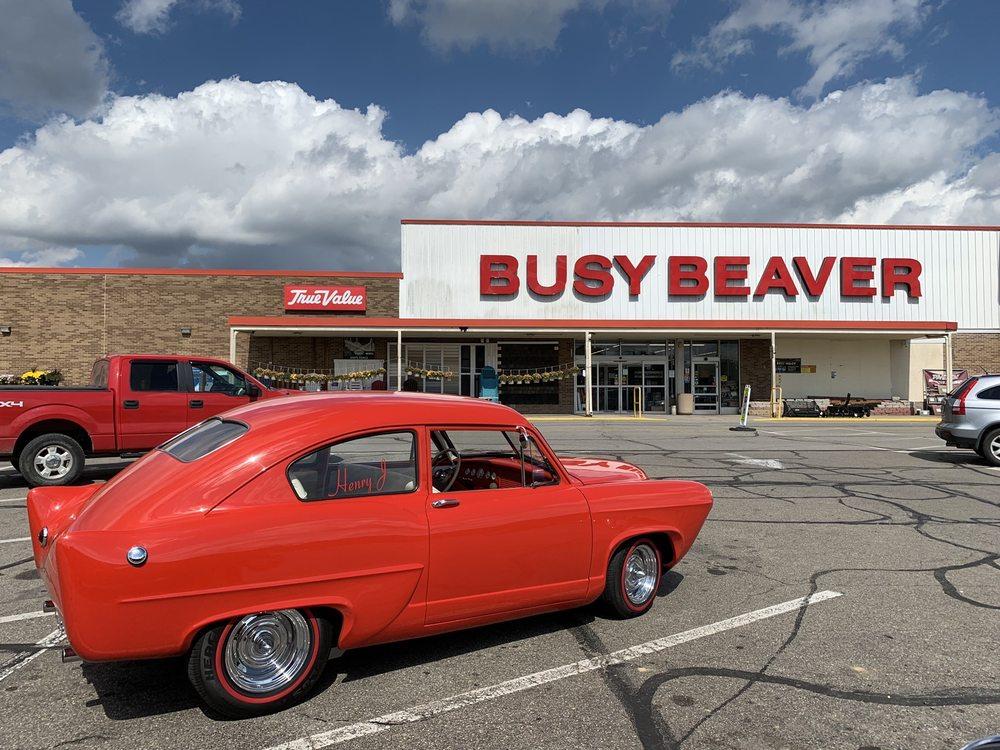 Busy Beaver: 265 Ellwood-Zelionople Rd, Ellwood City, PA