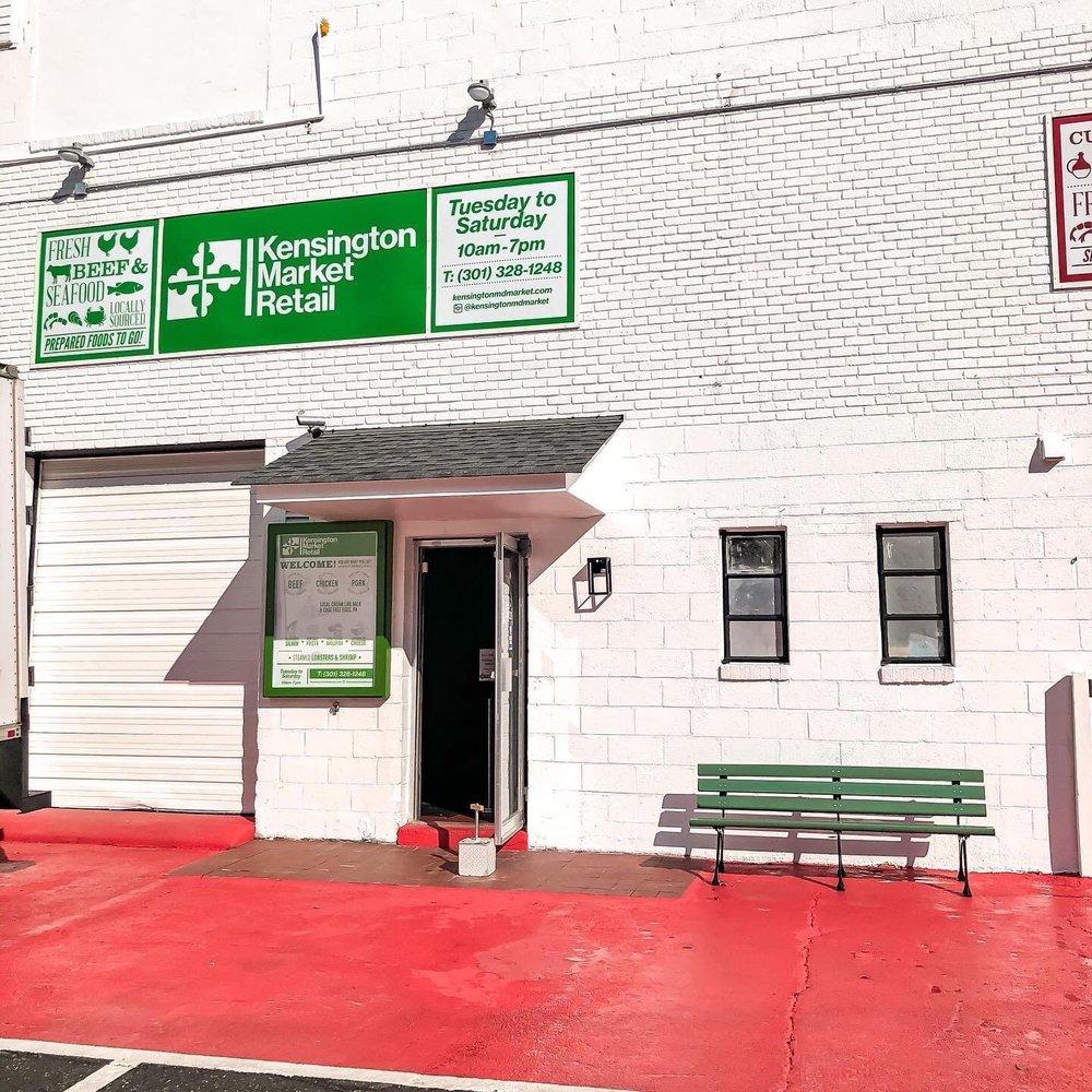Kensington Market: 4215 Howard Ave, Kensington, MD