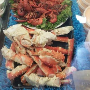 Pop s fish market 120 photos 114 reviews seafood for Pops fish market