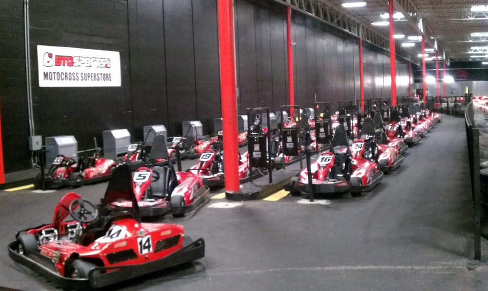 MB2 Raceway: 1475 Lawrence Dr, Thousand Oaks, CA