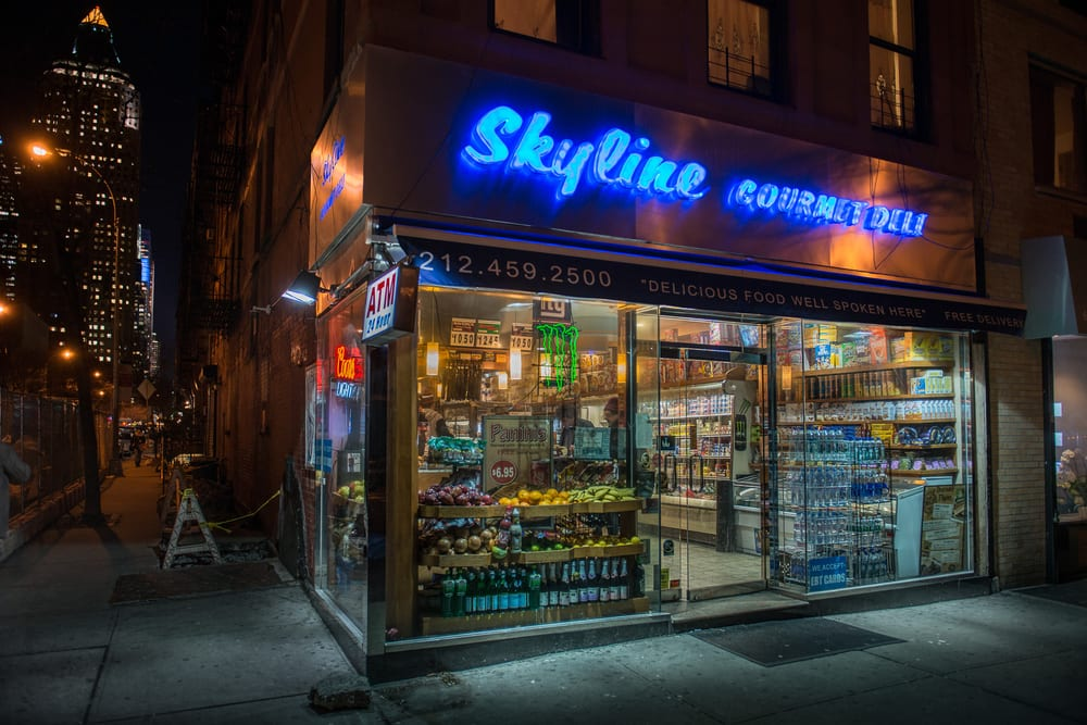 Skyline Deli Hell S Kitchen